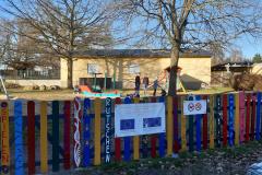"""ESF-gefördertes Projekt """"Wir für unsere Jüngsten"""" Spielplatzneugestaltung"""